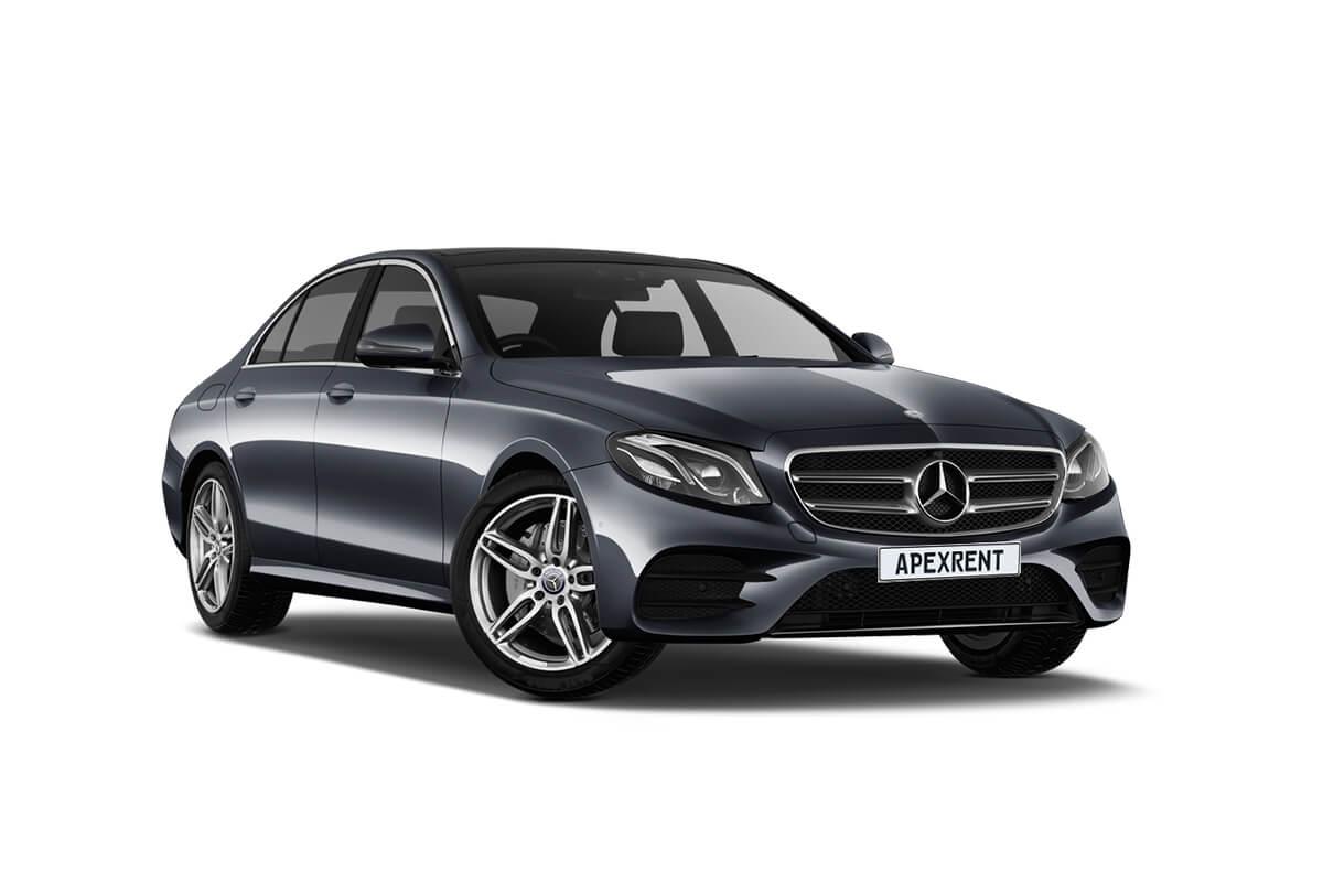 Mercedes E class 4×4